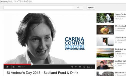 Foodies Take To YouTube To Wax Lyrical On Scottish Ingredients