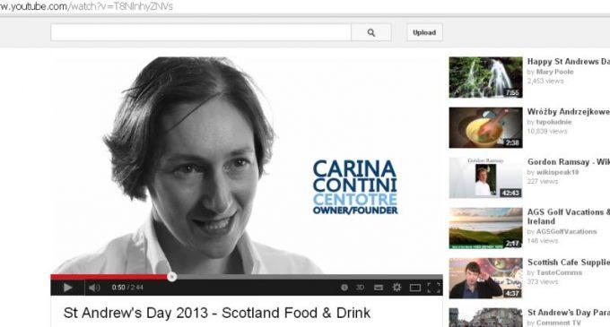 Foodies Take To YouTube To Wax Lyrical On Scottish Ingredients