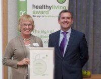 Inverclyde Royal Hospital Tea Bar Re-Awarded HLA