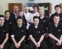 Aberdeen Caterer Celebrates Apprenticeship Award-Winners