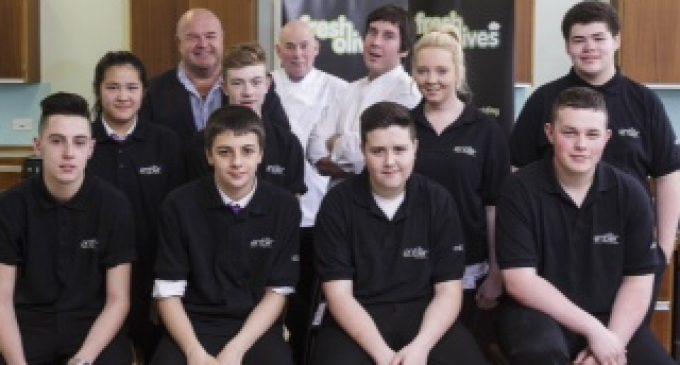 Aberdeen Caterer Celebrates Apprenticeship Award-Winners