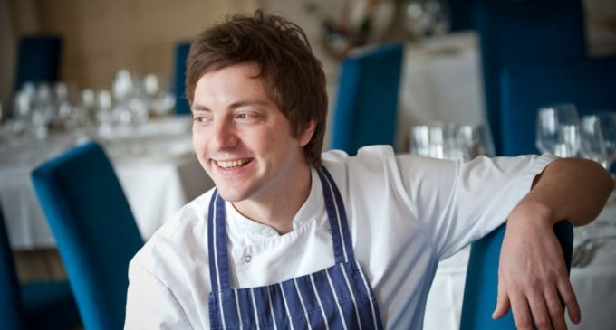 CIS Excellence Chef of The Year Joins Contemporaries To Promote Scottish F&D