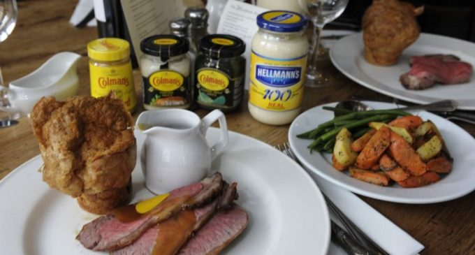 Diary Date: British Roast Dinner Week, 29/9/14 – 5/10/14