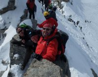 HIT Scotland Team Scale New Heights of Gran Paradiso