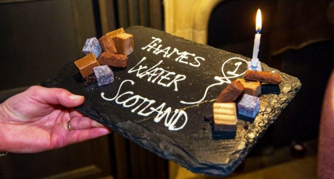 Thames Water Celebrates First Year in Scotland