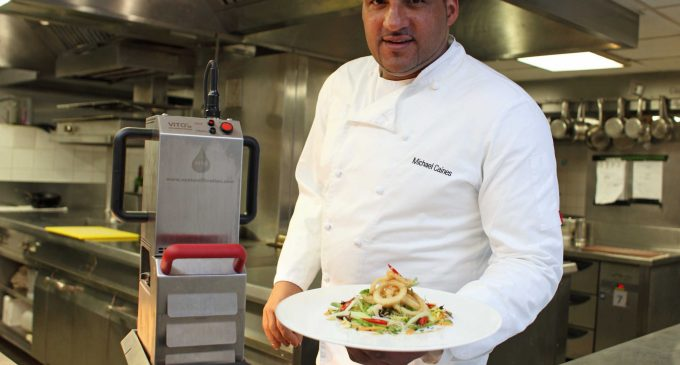 Michael Caines OBE joins the VITO revolution