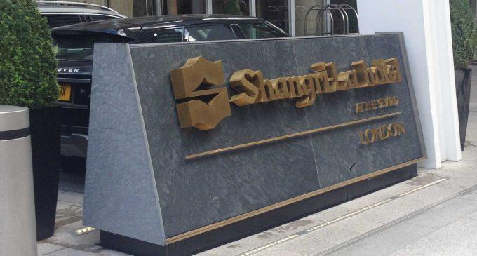 VITO Filters Selected for Shangri La at London's Shard