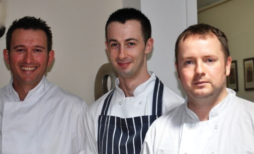 Atholl Arms Announces New Head Chef