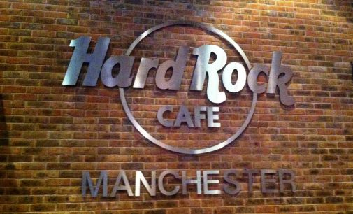 Vito Oil Filter Begin Work with Hard Rock Cafe Manchester