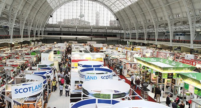 Land of Food and Drink Pavilion Exhibits at Speciality & Fine Food Fair