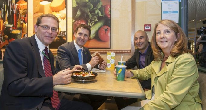 Sandwich Chain Smashes healthyliving award Target