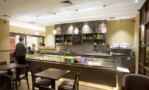 Quality Equipment Distributors Fits Out French Patisserie… in Staffordshire!