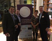 SRA Hosts Edinburgh Foodie Event at Scottish Cafe & Restaurant