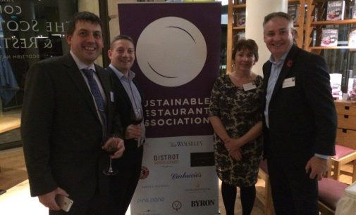 SRA Hosts Edinburgh Foodie Event at Scottish Cafe & Restaurant