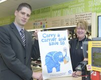 Carrier Bag Charge, One Week to Go: Retailers at the Ready