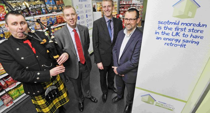 Zero Waste Scotland & Scotmid Unveil New Energy-Saving Edinburgh Store