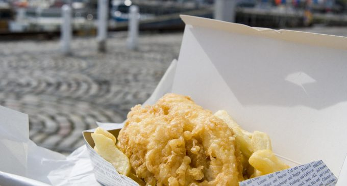 Shetland Fish & Chip Shop Makes Seafish Shortlist