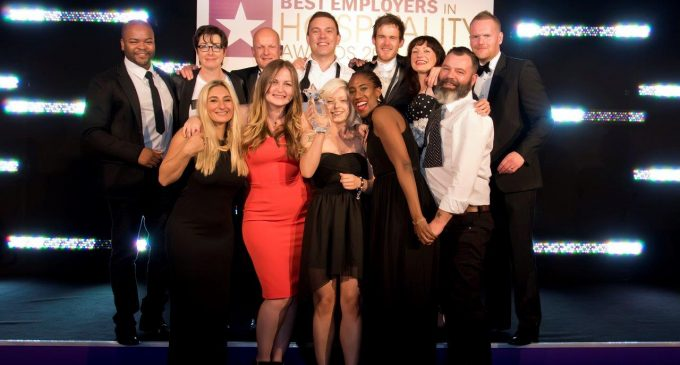 Caterer.com Reveals Top 60 Best Employers in UK Hospitality