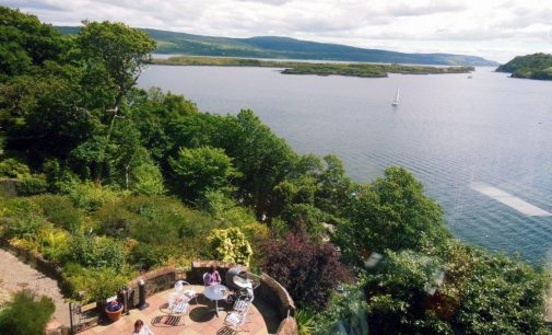 Landmark Mull Hotel Business Up For Sale