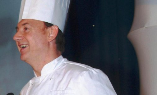 Scottish Chefs Conference Host Drops in on Sodexo Bake-Off