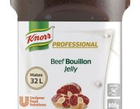 KNORR Showcases New Bouillon at Scottish Chefs Conference