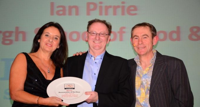 Edinburgh Cookery School Principal Wins Top Award