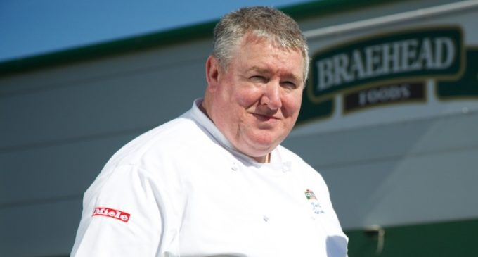 Braehead Foods Exec Chef To Join Tennents Training Academy