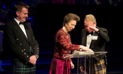 Princess Royal Launches EICC's New Lennox Suite