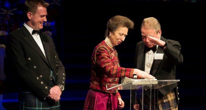 Princess Royal Launches EICC's New Lennox Suite