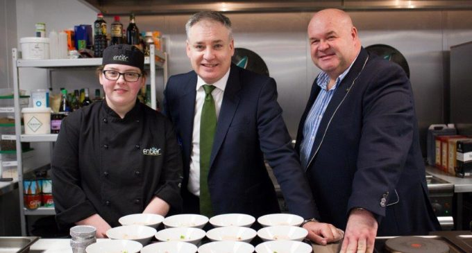 Aberdeen Caterer Launches Culinary Training Academy