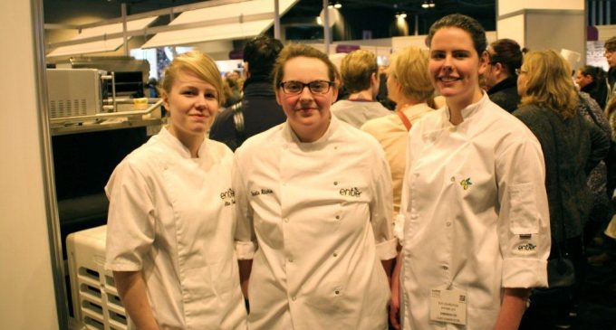 Entiér Clean Up in ScotHot 2015 Culinary Competitions