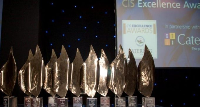 Announcing the Shortlist of Finalists for the CIS Excellence Awards 2019, in partnership with Caterer.com