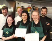 Fresh Olive Apprenticeship Winners Announced