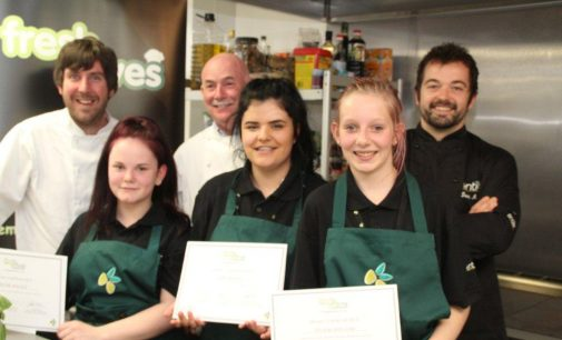Fresh Olive Apprenticeship Winners Announced