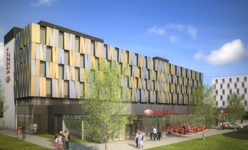 New Crowne Plaza Aberdeen Airport Due for September Launch