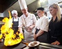 HIT Hospitality Apprentices Enjoy Epicurean Fundraising Experience