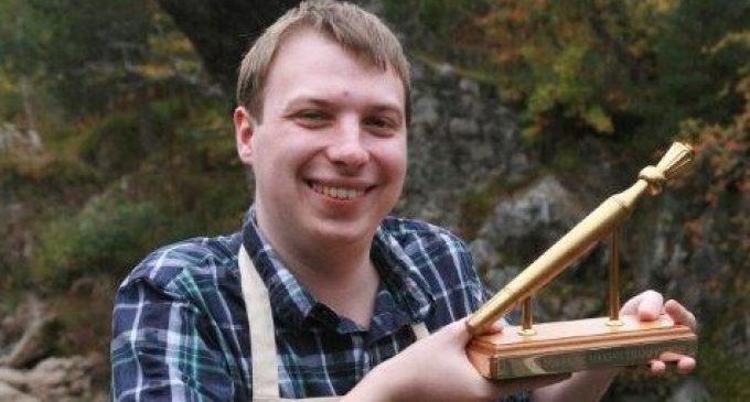 Astrophysicist Wins 22nd World Porridge Making Championships