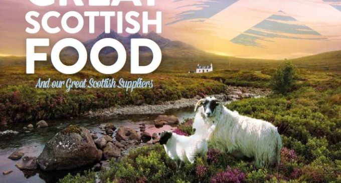 Brakes Scotland Launches St Andrew's Day List of Locally Sourced Products