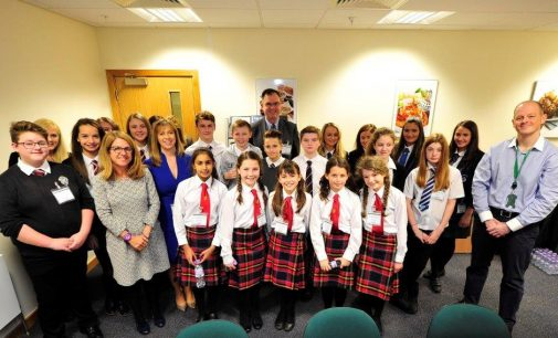Scottish School Pupils Take Part in Innovative Scottish Foodie Competition