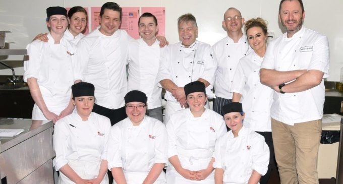 Top Chefs Team Up In Charity Fundraiser Cook-Off
