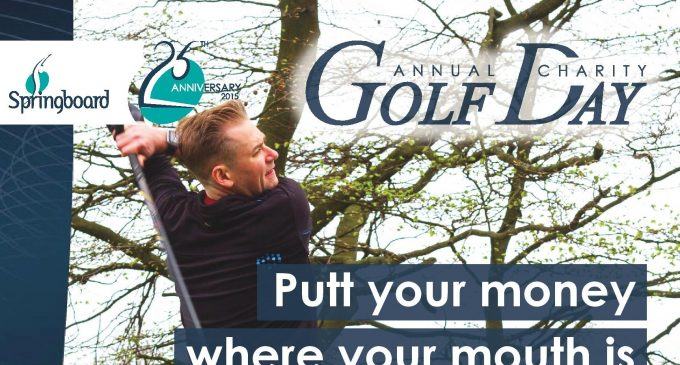 Springboard Scotland Announces 2016 Golf Competition Date