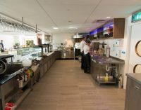 Portavadie Resort Announces Refurbished Café & Restaurant Facilities