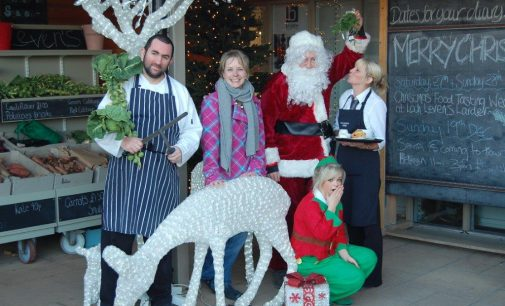 Scottish Farm Shops Gear Up For Christmas With Special Food-Themed Events