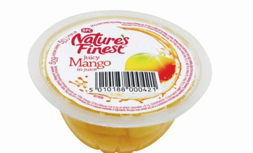 Nature's Finest Introduces New Fruit Pots to Cost Sector Catering