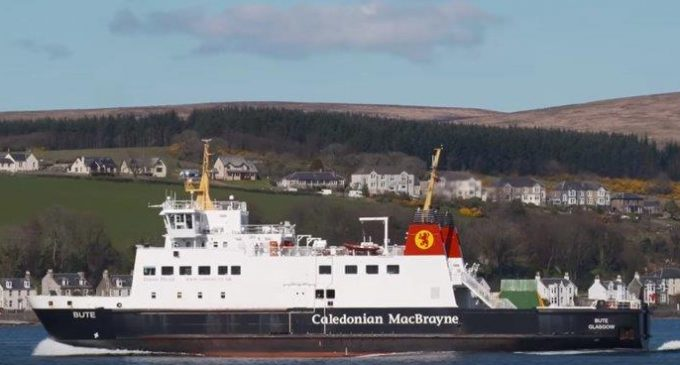 Bidvest Scotland Launches CalMac Menu-Development Video Online