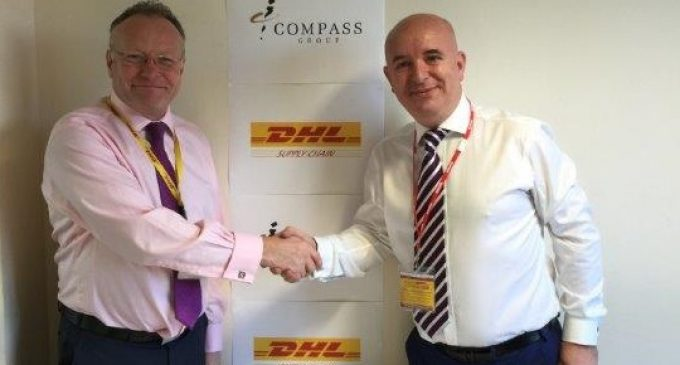 Compass Group UK & Ireland Announces Strategic Partnership with DHL