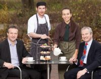 Sodexo Renews Royal Botanic Garden Edinburgh Contract