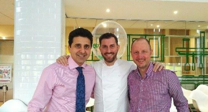 Mark Sargeant Partners with Brakes to Develop Service for Chefs