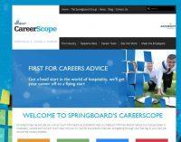 Springboard UK's New CareerScope Goes Live