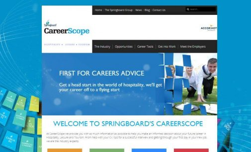 Springboard UK's New CareerScope Goes Live